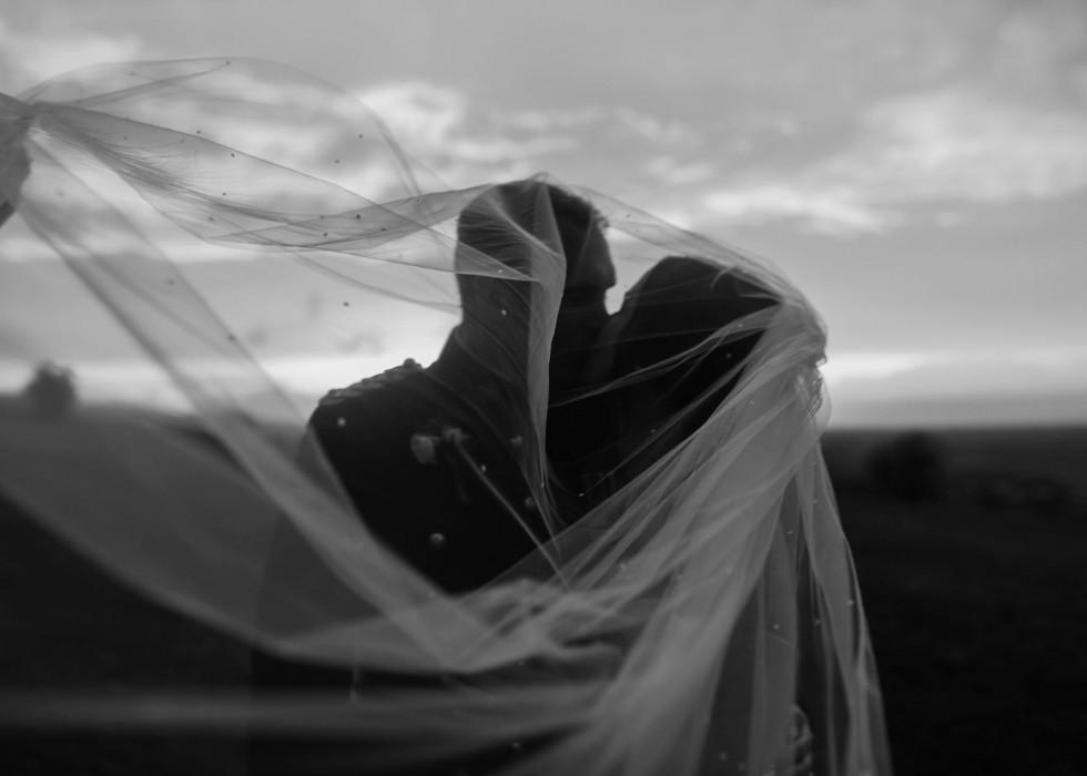 Military wedding Carina Baverstock Couture