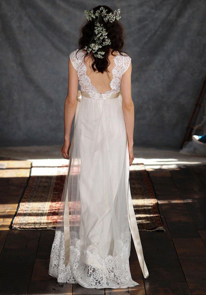 Claire pettibone sample sale dress